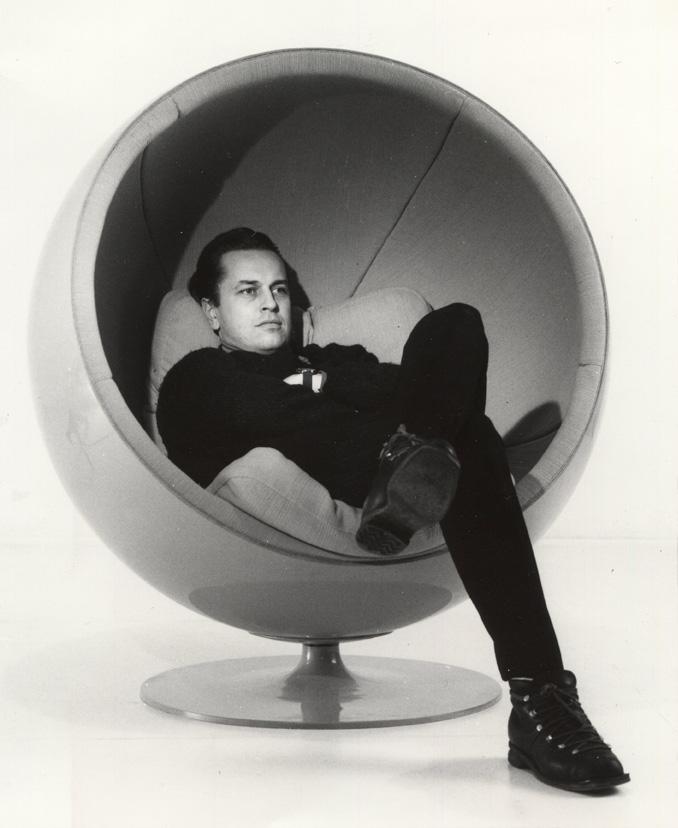 Ball Chair | eeroaarnio